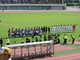サンフレッチェ広島 VS JAPANサッカーカレッジ