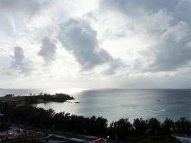 沖縄かりゆしビーチリゾート・オーシャンスパ 景色