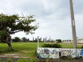 沖縄 与那国島 学校