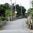 沖縄 与那国島 島内