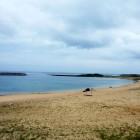 沖縄 与那国島 比川浜