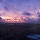 沖縄 与那国島 西崎からの夕闇