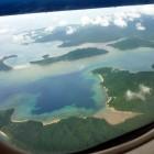 沖縄 機内 西表島