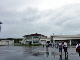 沖縄 与那国空港