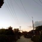 沖縄 早朝の竹富島 集落