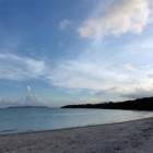 沖縄 早朝の竹富島 コンドイビーチ