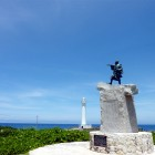 沖縄 本島 残波岬