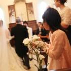結婚式 入場