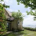 海辺のガーデンハウス リーベリア 小庭
