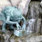 河童の泉(小豆洗い)