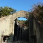 長浦ガス貯蔵庫跡