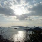 ひょっこり展望台からの瀬戸内海