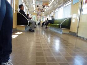 阪急電鉄 車内