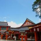 太鼓谷稲荷神社 本殿